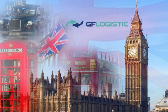LONDON GF LOGISTIC